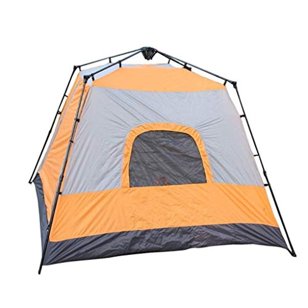 規範スクレーパーオデュッセウスJOLLY 屋外テント、インスタント家族テント自動ポップアップテント防水用アウトドアスポーツキャンプハイキング旅行ビーチ