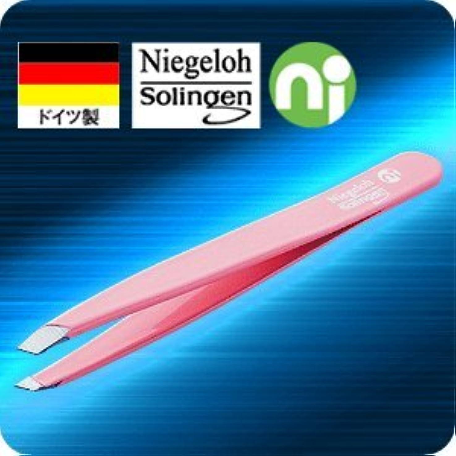 上向き定期的ユニークなドイツ ゾーリンゲンNiegeloh(ニゲロ社)のツイザー