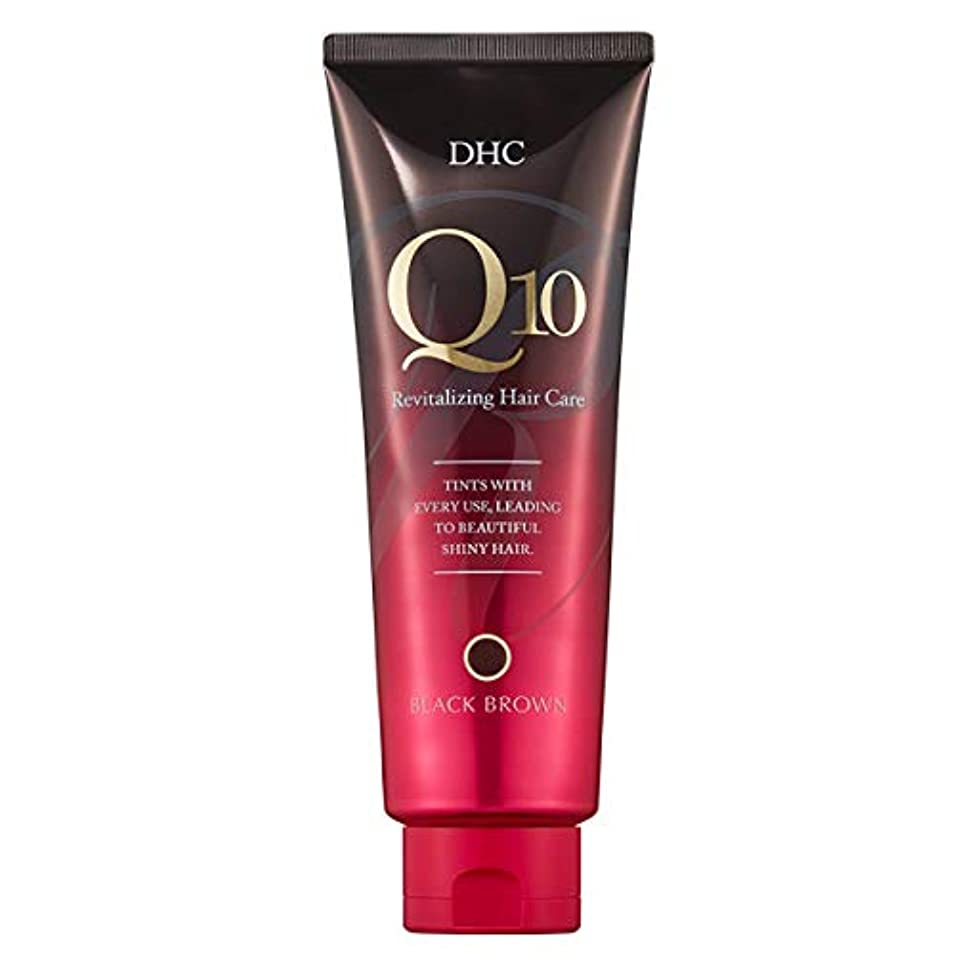 取り出す化学補償DHC Q10プレミアムカラートリートメント(ブラックブラウン)