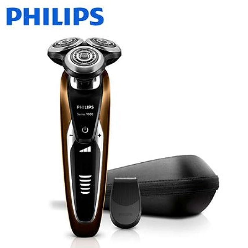 接続式試すフィリップス メンズシェーバーPHILIPS 9000シリーズ ウェット&ドライ S9512/12