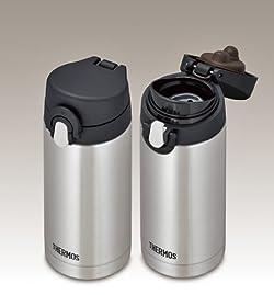 THERMOS 真空断熱ケータイマグ コーヒーメーカー ECG-350用 替えマグ 0.35L クリアステンレス ECG-KM CS