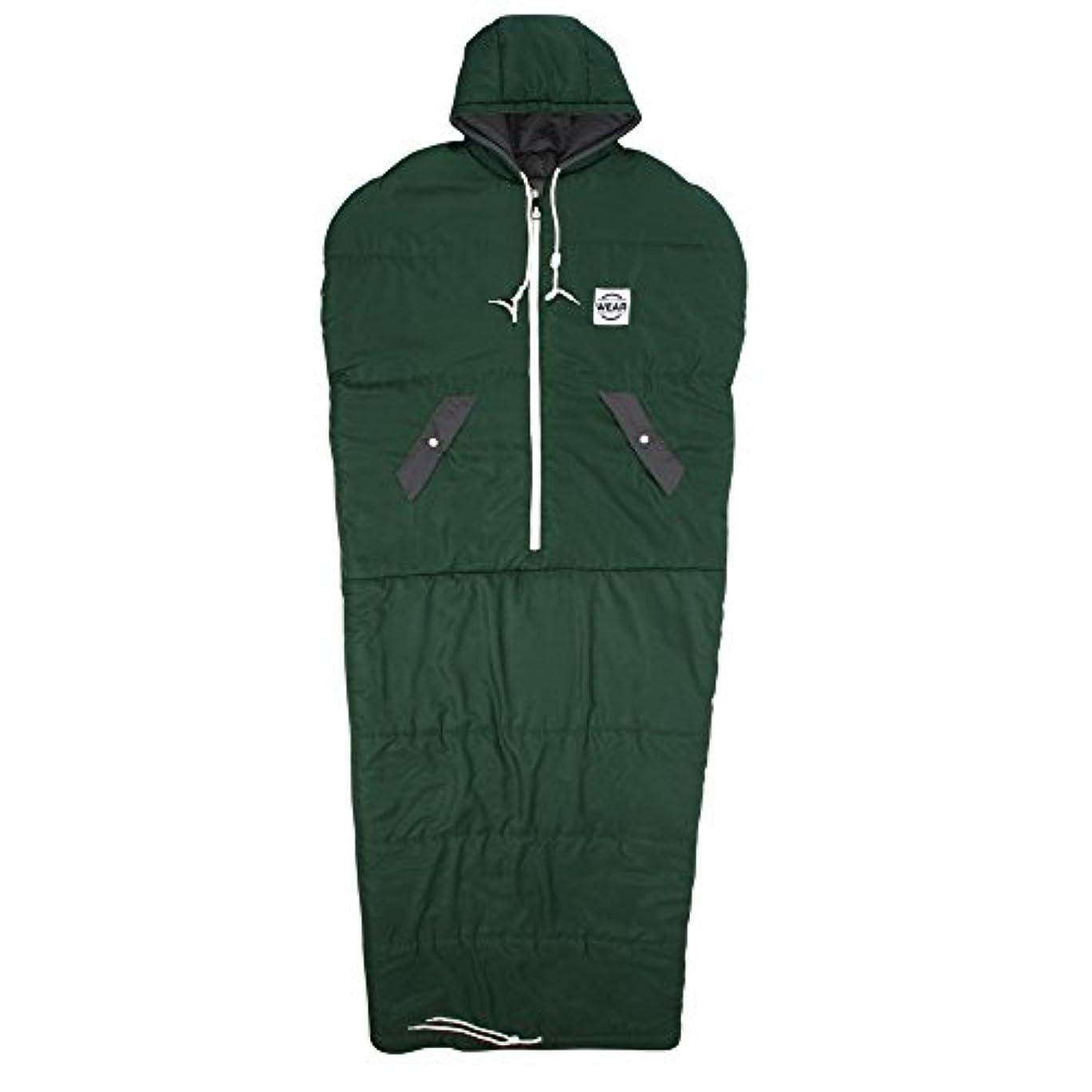 キッチンほんの地下室VINSONMASSIF (ヴィンソンマッシフ) ウェア スリーピングバッグ / 着る 寝袋 シュラフ / Wear Sleeping Bag [並行輸入品]