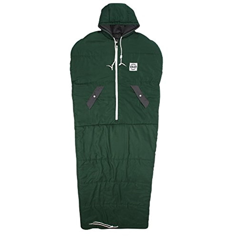 VINSONMASSIF (ヴィンソンマッシフ) ウェア スリーピングバッグ / 着る 寝袋 シュラフ / Wear Sleeping Bag [並行輸入品]