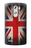 JP2894LG3 ヴィンテージイギリス旗 Vintage British Flag LG G3 ケース
