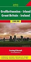 Great Britain - Ireland Road Map 1:900 000