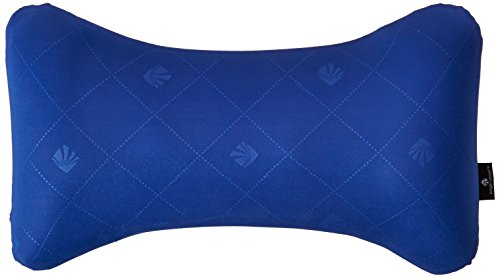 Eagle Creek Exhale Lumbar Pillow, Blue Sea (Blue) - EC041329137