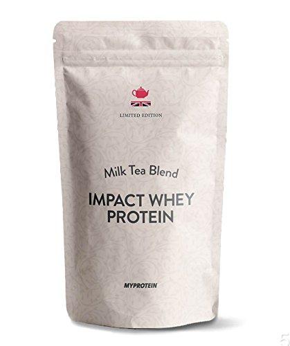 マイプロテイン Impact ホエイプロテイン 1kg ( 限定フレーバー )ミルクティー