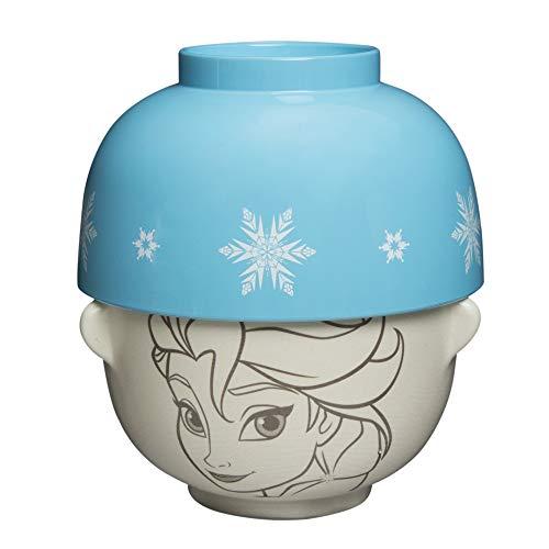 ディズニー 「 アナと雪の女王 」 エルサ 汁椀・茶碗 セッ...