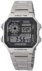 [カシオスタンダード]CASIO STANDARD 【カシオ】CASIO STANDARD 腕時計 AE-1200WHD-1A【逆輸入モデル】 AE-1200WHD-1A メンズ 【逆輸入品】