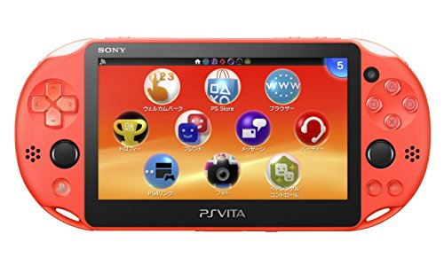 PlayStation Vita Wi-Fiモデル ネオン・...