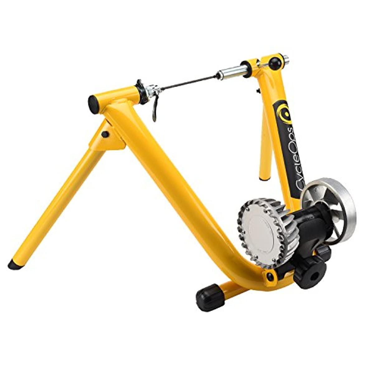 周囲欠員サーマルCycleops ベーシック 液体 自転車トレーナー レベリングブロックコンボ付き