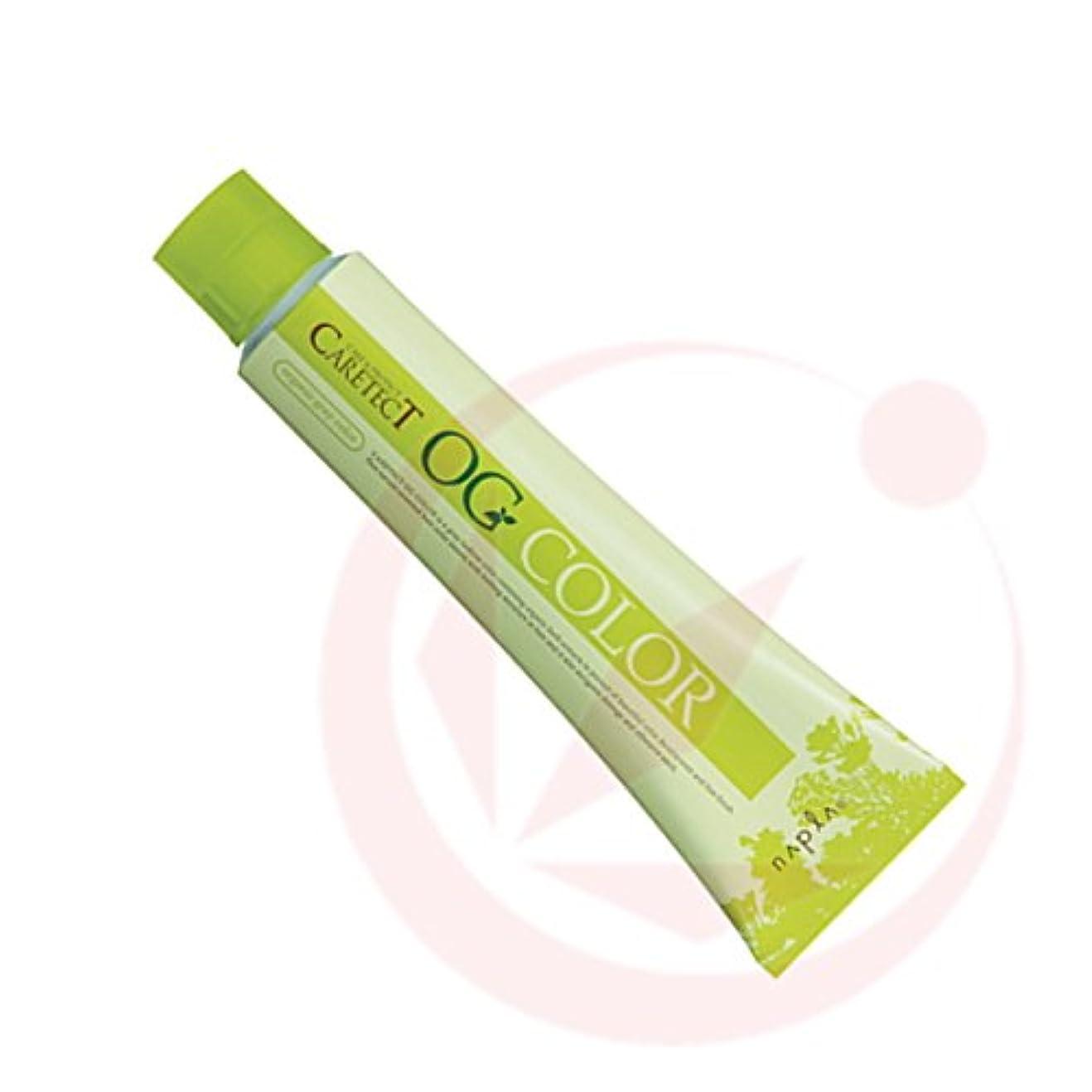 ラジウム存在する噛むナプラ ケアテクトOG カラー ココア 80g(1剤) 【ココア】O-Co6
