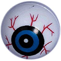 Amscan Freaky Pong Balls, Halloween Plastic Eyeball (30 10 Per Pack) [並行輸入品]