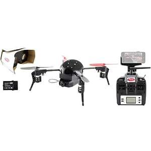 Extreme Fliers Micro Drone 3.0標準カメラ/ FPVバンドルwith Wi - Fi HDカメラモジュール、1280x 720p HD解像度
