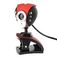 SUN HUIJIE コンピューターHD USB ウェブカメラ ギフト ビデオ 会議カメラ PC カメラ