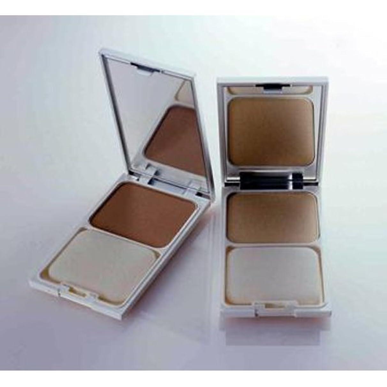 シンポジウム金貸し慢UVパウダーファンデーション ルーセントタイプ ケース本体 大高酵素 ※レフィルは別売りです。