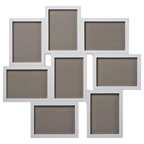 RoomClip商品情報 - IKEA VAXBO コラージュフレーム 写真8枚用 ホワイト 20256622