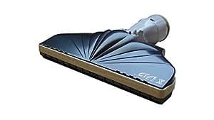 掃除機 ヘッド MJX (ミラクルジェットⅡ後継機)ガンメタリック グレー 床用 ふとん用 吸引力アップ 交換