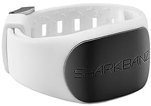 SHARKBANZ2 サメ避けバンド SHARKBANZ2(WHITE-BLACK,フリーサイズ)