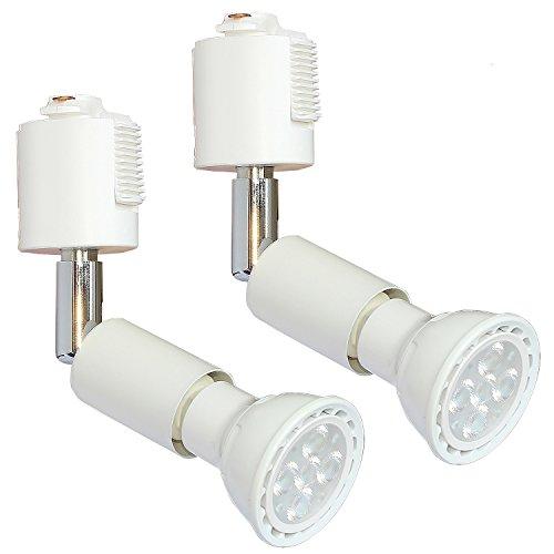 RoomClip商品情報 - SH ライティングバー用スポットライト PSE認証済 電球付き E11 ホワイト 2個セット 昼白色 SH-RLE11-5W-5000K 人気