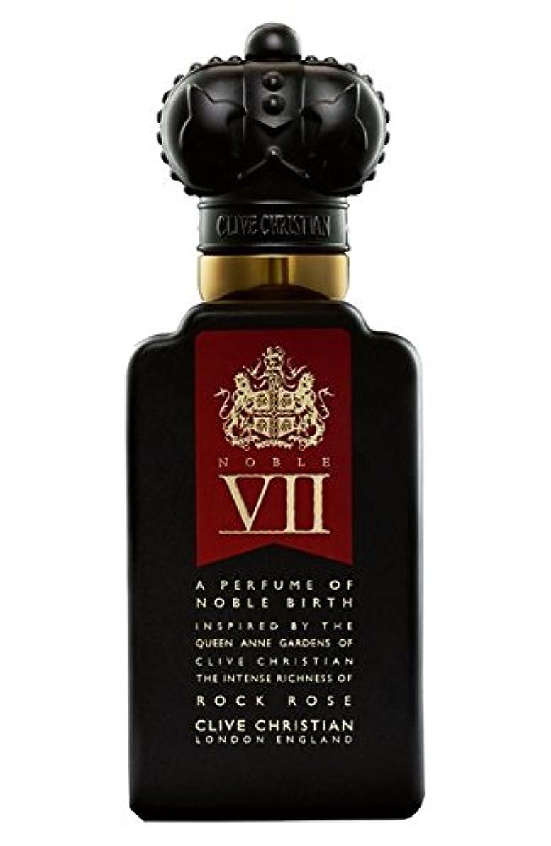 シンクホラー反論者Clive Christian Noble VII - Rock Rose Fragrance (クライブ クリスチャン ノーブルVII - ロック ローズ) 1.7 oz (50ml) Fragrance Spray...