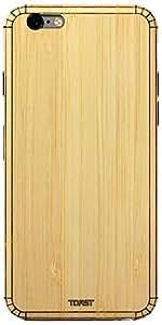 【日本正規代理店品】 TOAST PLAIN COVER for iPhone 6/6s BAMBOO 木製 カバー バンブー IPH6-PLA-03