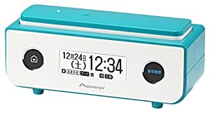 パイオニア Pioneer TF-FD35S デジタルコードレス電話機 迷惑電話防止 ターコイズブルー TF-FD35S(L)  【国内正規品】