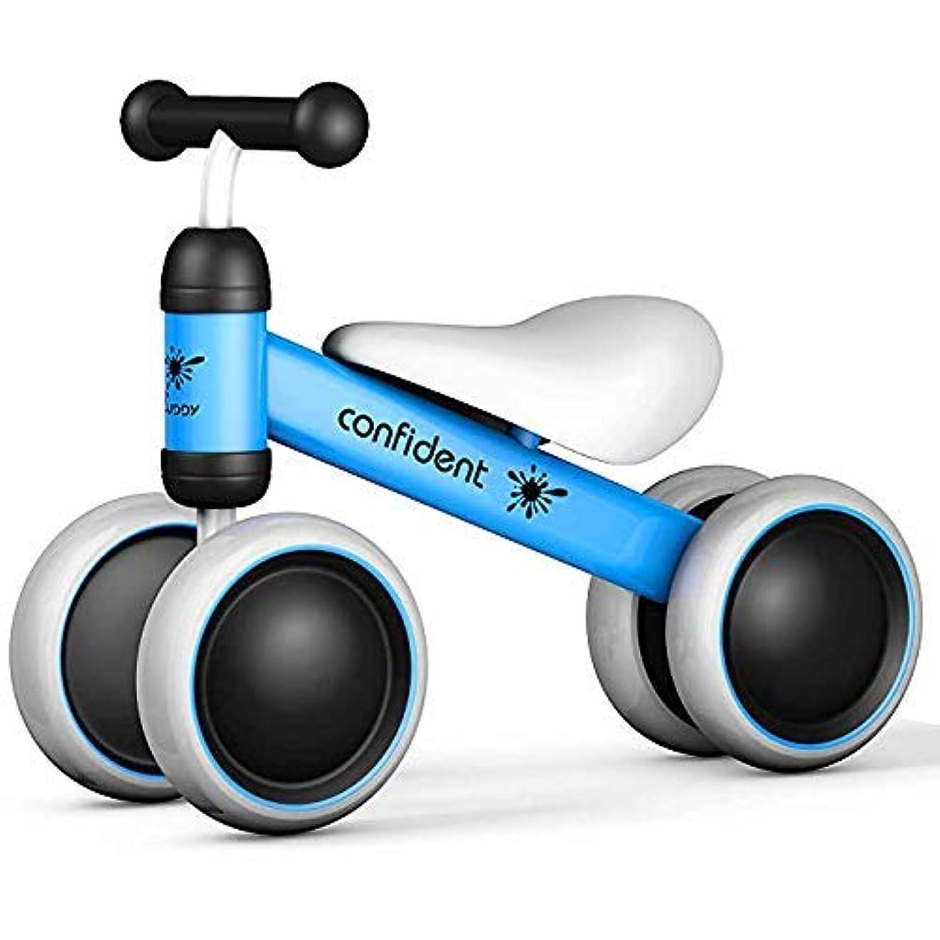 ヤングママ先例Shhdd バランスバイク、3歳の男児に適した、子供ウォーカーKeji 1836ヶ月、軽量気泡のないペダル自転車のタイヤの赤ちゃん4人の幼児最初の誕生日の贈り物
