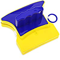 Practical Double Side Glass Wiper Glider Magnetic Mirror Fish Tanks Window Cleaner Useful Surface Brush