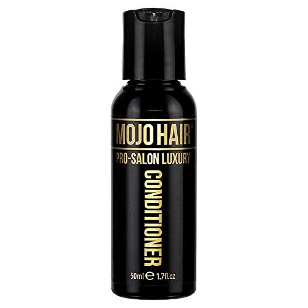 ベーリング海峡毎月コールMOJO HAIR Pro-Salon Luxury Fragrance Conditioner for Men, Travel Size 50ml - 男性のためのモジョの毛プロのサロンの贅沢な香りコンディショナー、トラベルサイズ...