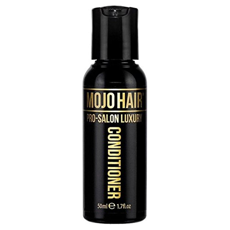 ストッキングひそかに自動的に男性のためのモジョの毛プロのサロンの贅沢な香りコンディショナー、トラベルサイズの50ミリリットル x2 - MOJO HAIR Pro-Salon Luxury Fragrance Conditioner for Men...