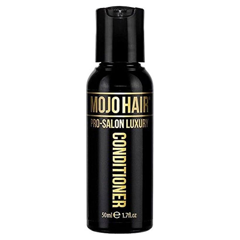 哲学的コンパニオンハードリングMOJO HAIR Pro-Salon Luxury Fragrance Conditioner for Men, Travel Size 50ml - 男性のためのモジョの毛プロのサロンの贅沢な香りコンディショナー、トラベルサイズ...