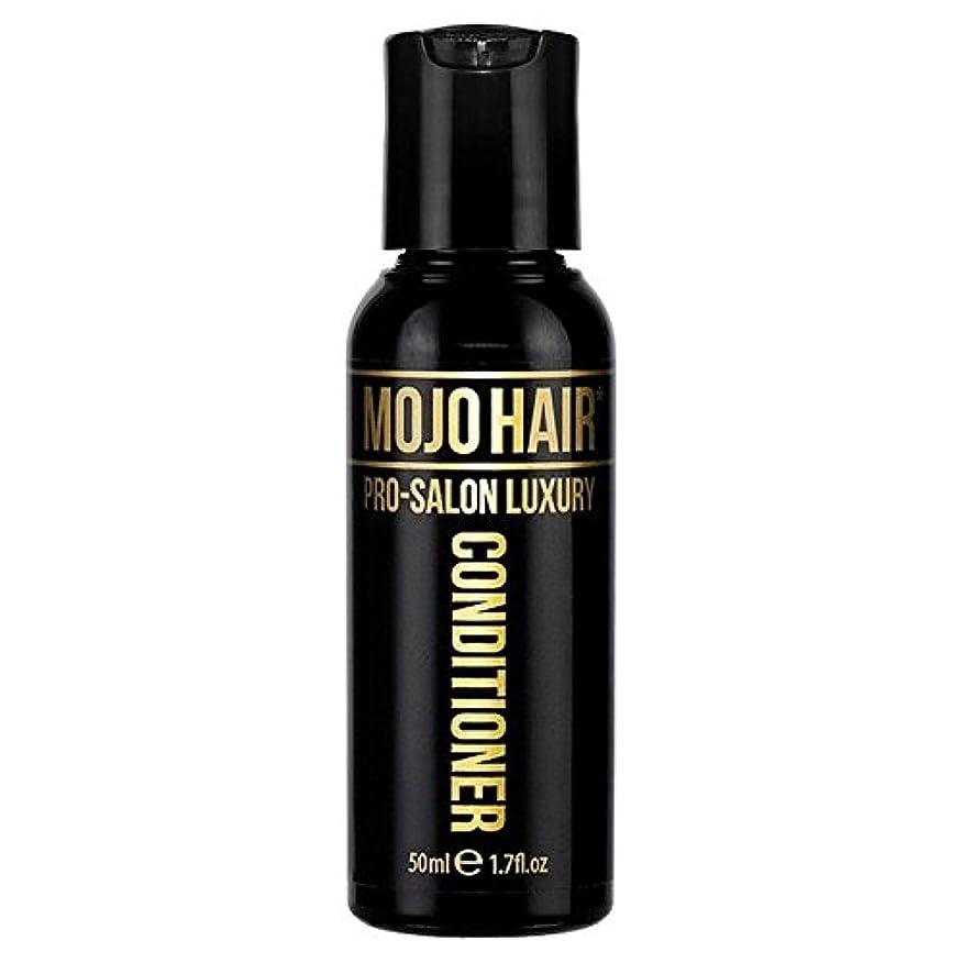 アッパークラフト心理学MOJO HAIR Pro-Salon Luxury Fragrance Conditioner for Men, Travel Size 50ml (Pack of 6) - 男性のためのモジョの毛プロのサロンの贅沢な...
