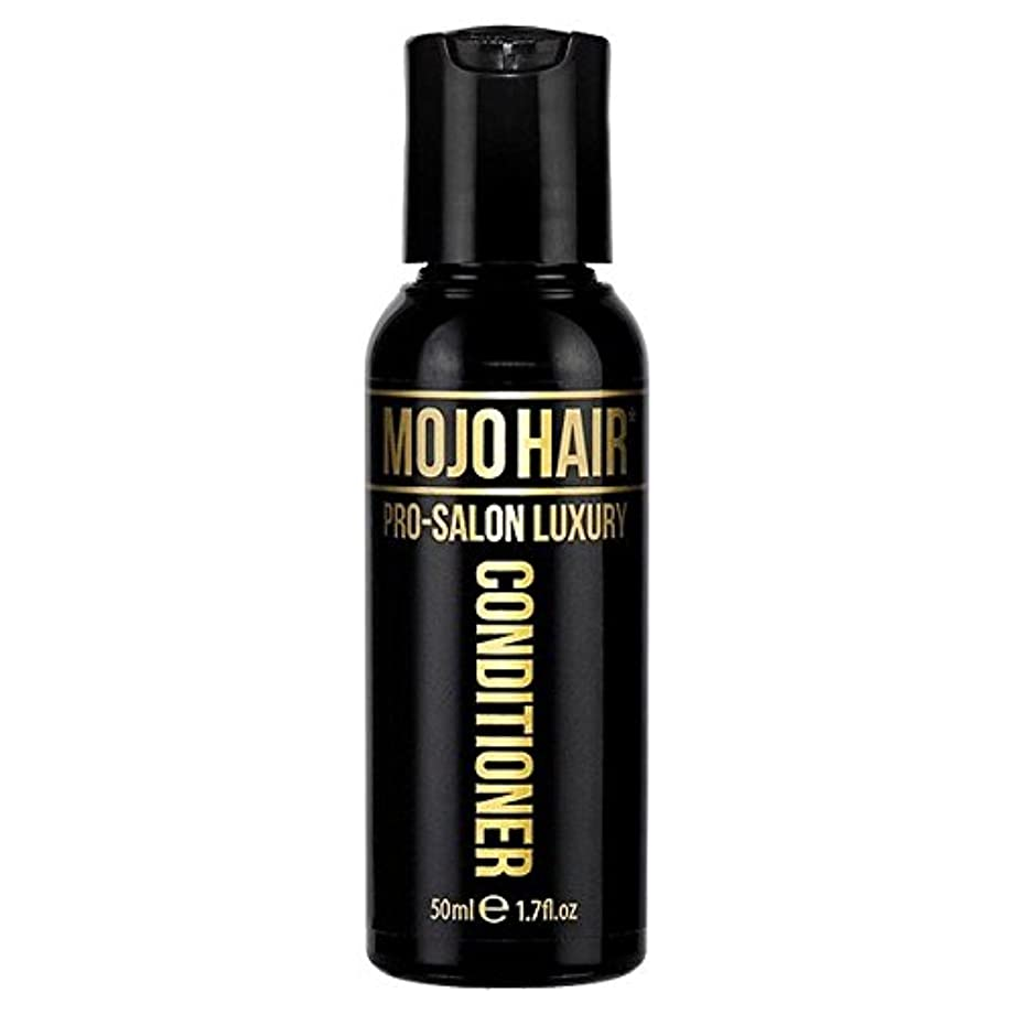 検索エンジン最適化胸レディMOJO HAIR Pro-Salon Luxury Fragrance Conditioner for Men, Travel Size 50ml (Pack of 6) - 男性のためのモジョの毛プロのサロンの贅沢な...
