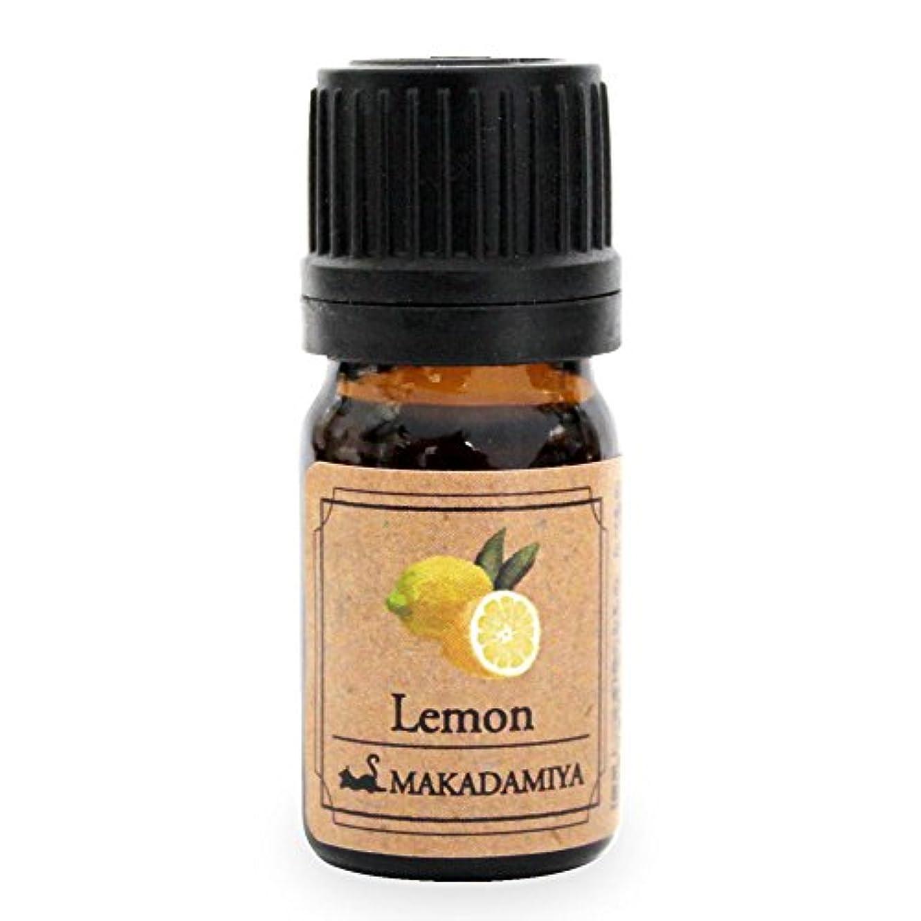 理解する対抗つづりレモン5ml 天然100%植物性 エッセンシャルオイル(精油) アロマオイル アロママッサージ aroma Lemon