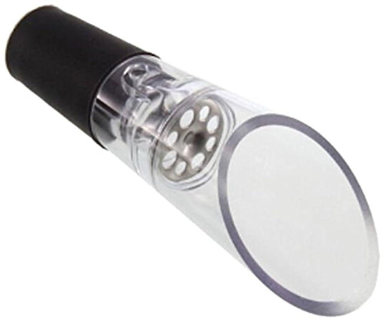 チェスを必要としています叫び声Wine Aerator by iPour Diffuser Pourer Decanter Wine Gifts For Women Gift Black