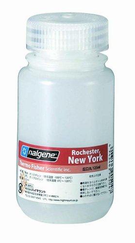ナルゲン 広口丸形ボトル125ml