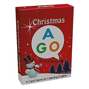 AGO クリスマス 英語 カードゲーム