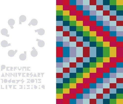 Perfume Anniversary 10days 2015 PPPPPPPPPP「LIVE 3:5:6:9」(初回限定盤) [Blu-ray]の詳細を見る