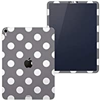 igsticker iPad Pro 11 inch インチ 対応 apple iPad Pro11 シール アップル アイパッド A1934 A1979 A1980 A2013 iPadPro11 全面スキンシール フル 背面 側面 正面 液晶 タブレットケース ステッカー タブレット 保護シール 人気 シンプル 水玉 ドット グレー 009091