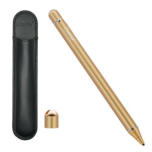 Ciscle タッチペン 極細 スタイラスペン USB充電式...