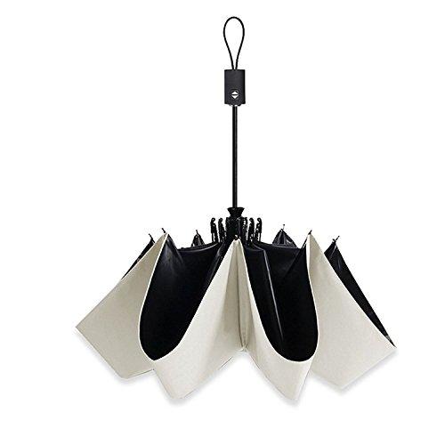 Flinelife 日傘 晴雨兼用 ワンタッチ 自動開閉 軽量 uvカット 紫外線遮蔽率99% 耐風撥水 携帯しやすい レディース メンズ 男女兼用 折り畳み傘