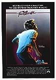 ポストフットルースの映画ポスターの壁の芸術