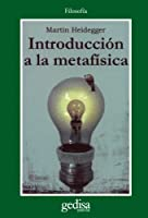 Introduccion a la metafisica/ Introduction to Metaphysics (Cla-de-ma)
