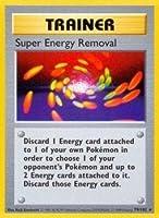 Pokemon - Super Energy Removal (79) - Base Set