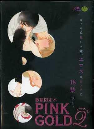 【18禁・数量限定本】PINK GOLD2 ピンクゴールド 2の詳細を見る