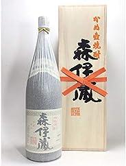 森伊蔵 芋焼酎 25度 純正桐箱入り 1800ml 森伊蔵酒造