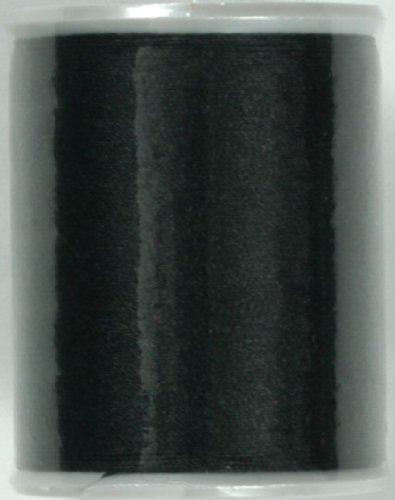 WELL 絹ミシン糸 ボビン 黒