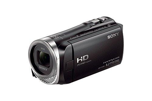 ソニー SONY ビデオカメラ HDR-CX485 32GB 光学30倍 ブラック Handycam HDR-CX485 BC