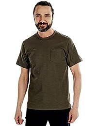 (マムート) MAMMUT アウトドア Tシャツ コットン ポケット Tシャツ 1017-10001 [メンズ]